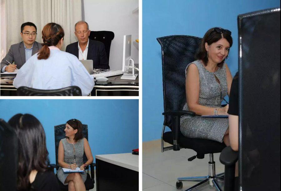 杰拉德·本善医学博士、卡特琳娜·索拉诺医学博士为微科女神定制私人医疗服务。