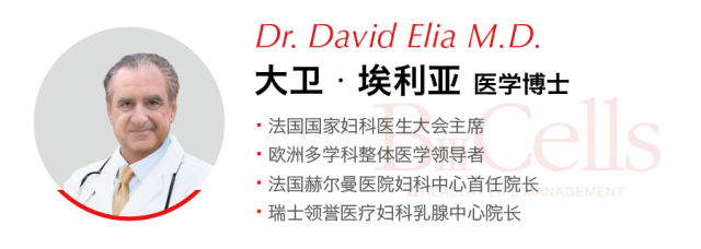 法国国家妇科医生大会主席——大卫·埃利亚 医学博士